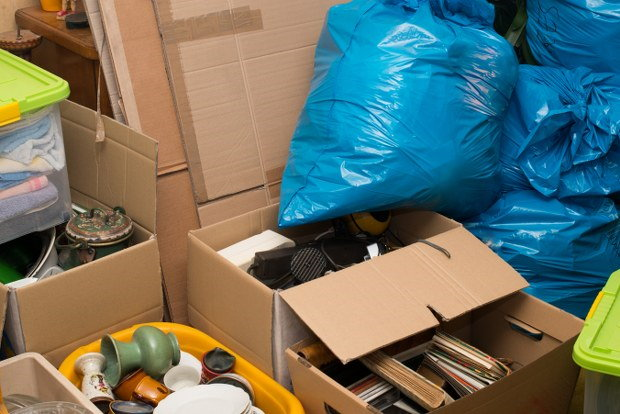 house decluttering