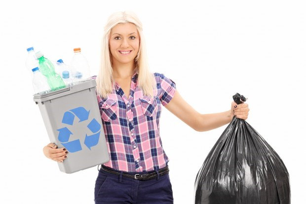 organise rubbish removal