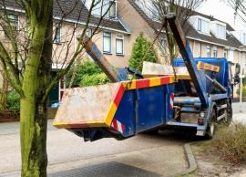 Hiring a Skip for a Clear out in Bromley